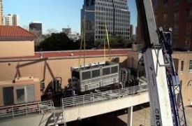 HVAC Subcontractor Charleston outside