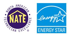 NATE and Energy Star Logo